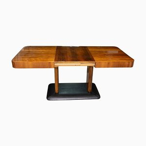 Art Deco Adjustable Dining Table by Jindřich Halabala for UP Závody, 1930s