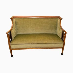 Early 19th Century Antique Biedermeier Sofa, Austria