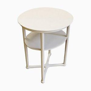 Antique Viennese Secession Occasional Table by Josef Hoffmann
