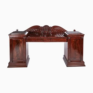 Antique Mahogany Sideboard