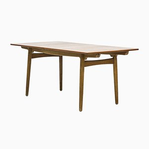 Mid-Century AT-310 Dining Table by Hans J. Wegner for Andreas Tuck