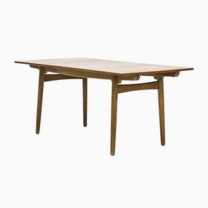 Table de Salle à Manger AT-310 Mid-Century par Hans J. Wegner pour Andreas Tuck