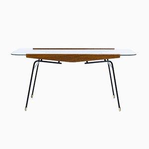 Swedish Sofa Table, 1950s