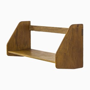 Wall Shelf by Hans J. Wegner for Ry Møbler, 1960s
