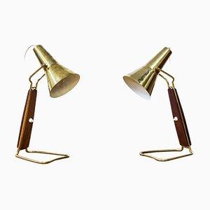 Tischlampe von Hans Bergström für ASEA, 1950er