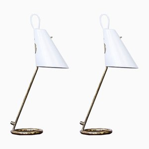 B90 Table Lamps by Hans-Agne Jakobsson for Hans-Agne Jakobsson AB, Set of 2