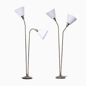 Stehlampen von Sonja Katzin für ASEA, 1950er, 2er Set
