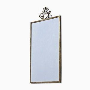 Mirror by Lars Holmström, 1940s