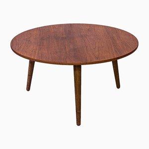 Table Basse Vintage par Hans J. Wegner pour Andreas Tuck