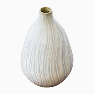 Stoneware Vase by Carl Harry Stålhane for Rörstrand, 1940s