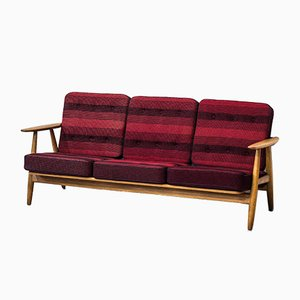 Cigar Sofa by Hans J. Wegner for Getama, 1950s