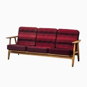 Cigar Sofa von Hans J. Wegner für Getama, 1950er