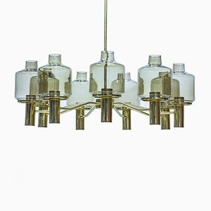Prior Chandelier by Hans-Agne Jakobsson for HAJ AB, 1960s
