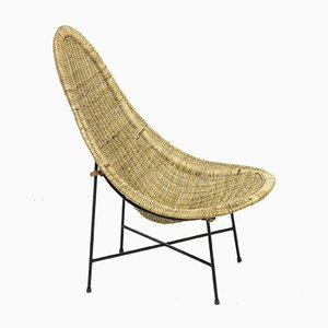Kraal Chair No. 2 by Kertsin Hörlin Holmqvist for Nordiska Kompaniet, 1950s