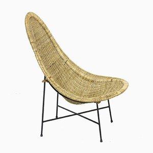 Kraal Chair Nr. 2 von Ketsin Hörlin Holmqvist für Nordiska Kompaniet, 1950er