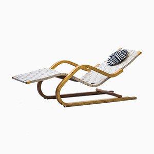 Vintage Modell 39 Chaise Lounge von Alvar Aalto für Artek