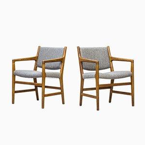JH507 Sessel von Hans J. Wegner für Johannes Hansen, 1950er