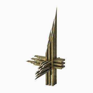 Sculpture Croix par Einar Höste, 1970s