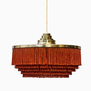 Fringe Ceiling Lamp by Hans-Agne Jakobsson for H. A. Jakobsson AB, 1960s