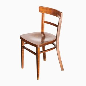 Bentwood Dining Chair from TON, Czech, 1960s