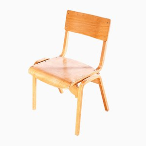 Stacking Dining Chair by Stafford for Tecta, 1950s