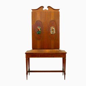 Bartisch im Stile von Gio Ponti für Mobilificio Canale, 1956