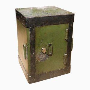 Antiker Safe von Hobbs