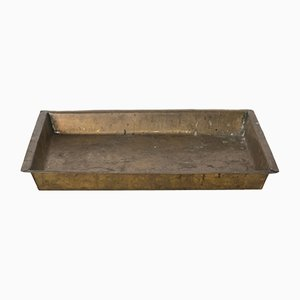 Brass Painting Tray, 1940s