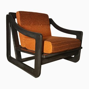 Mid-Century Lounge Chair from Guilleumas