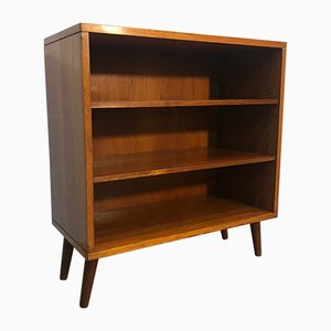 Mid-Century Wooden Shelf, 1960s