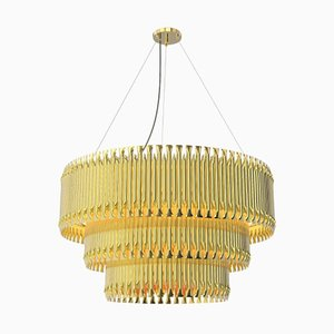 Lampe à Suspension Matheny Chandelier 3 par DelightFULL