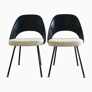 Chaises de Salon Conférence No. 71 par Eero Saarinen pour Knoll Inc. / Knoll International, 1960s, Set de 2