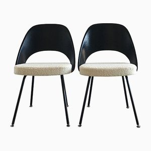 No. 71 Conference Dining Chairs by Eero Saarinen for Knoll Inc. / Knoll International, 1960s, Set of 2