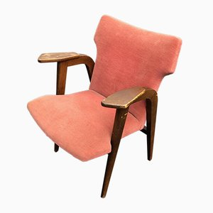 Vintage Lounge Chair by Roger Landault, 1950s