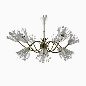 Austrian Chandelier by Emil Stejnar for Rupert Nikoll, 1950s