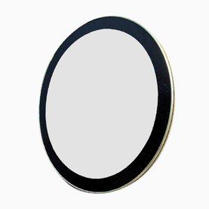 Round Golden and Black Mirror, 1960s