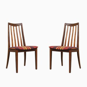 Vintage Dining Chairs from G-Plan, 1960s, Set of 4