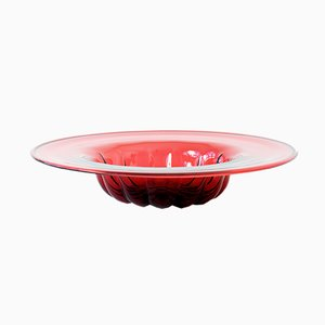 Italian Bowl by Napoleone Martinuzzi for Venini, 1960s