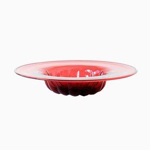 Italian Bowl by Napoleone Martinuzzi for Venini, 1960s