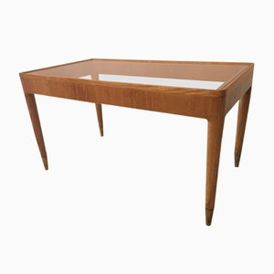 Italian Coffee Table in the Style of Paolo Buffa, 1950s