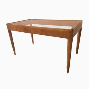 Tavolino da caffè nello stile di Paolo Buffa, Italia, anni '50