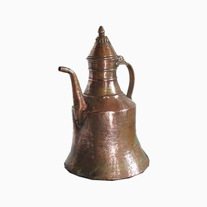 Copper and Bronze Pitcher, 1950s