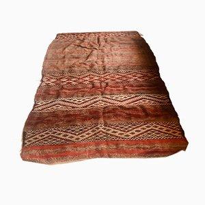 Antiker Marokkanischer Teppich