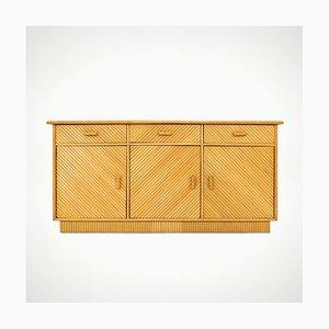 Bambus Sideboard, 1970er