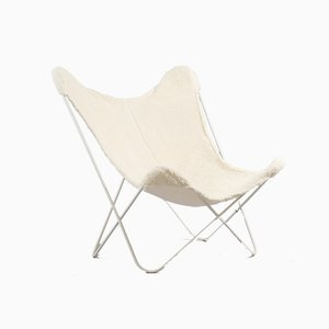 Vintage Butterfly Lounge Chair by Jorge Ferrari-Hardoy for Knoll Inc. / Knoll International