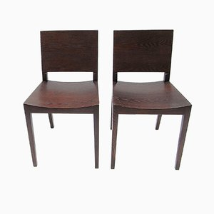 Konrad Chairs from Gunther Lambert, 1990s, Set of 2