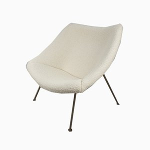 Oyster Lounge Chair by Pierre Paulin for Artifort, 1960s