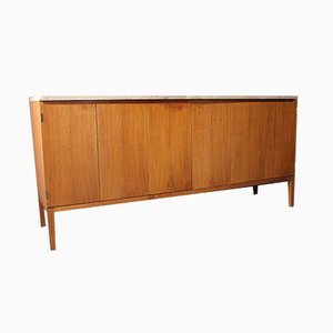 Mid-Century Travertine Sideboard by Paul Mccobb for WK Möbel Stuttgart, 1960s