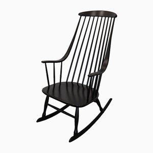 Rocking Chair Mid-Century par Lena Larsson pour Nesto, Suède