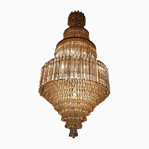 Murano Chandelier from Maison Veronese Paris, 1970s